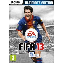 Fifa 13 Edition Ultimate