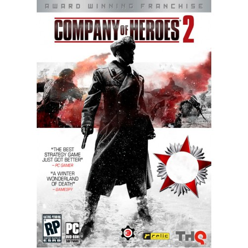 Company of Heroes 2 Steam Worldwide CD KEY Pre-Order