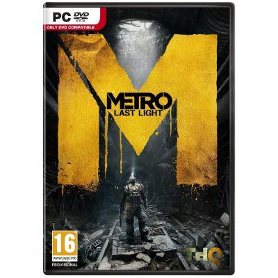 Metro Last Light Édition Limitée Steam