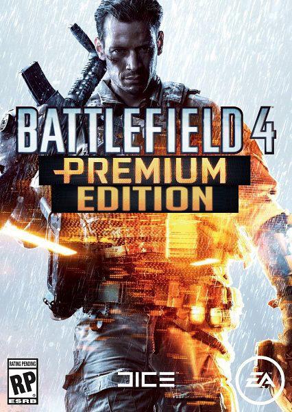 Battlefield 4 Premium Edition EA Origin CLÉ