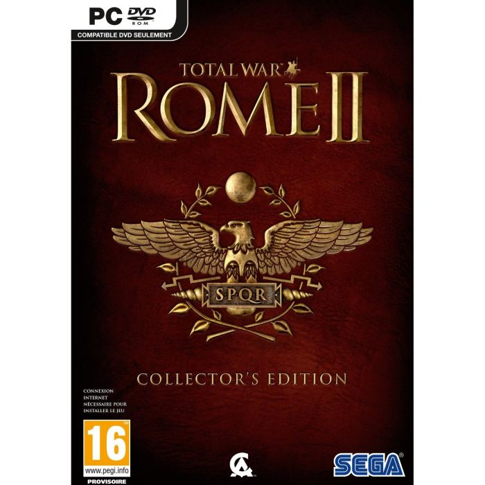 Total War Rome 2 Steam clé