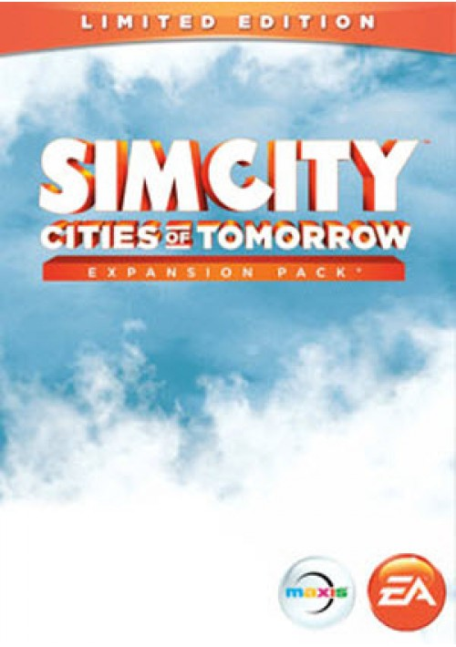 Simcity: Cities of Tomorrow Limited Edition CD Keys
