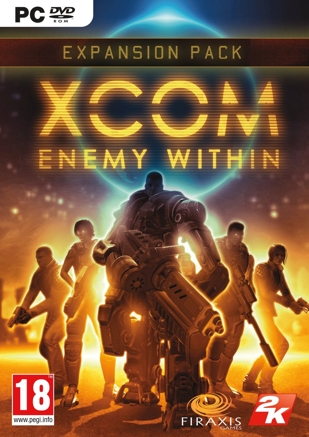 XCOM: Enemy Within Expansion pack clé pas chere