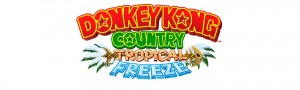 logo Donkey Kong Country Tropical Freeze - Wii U Download Code