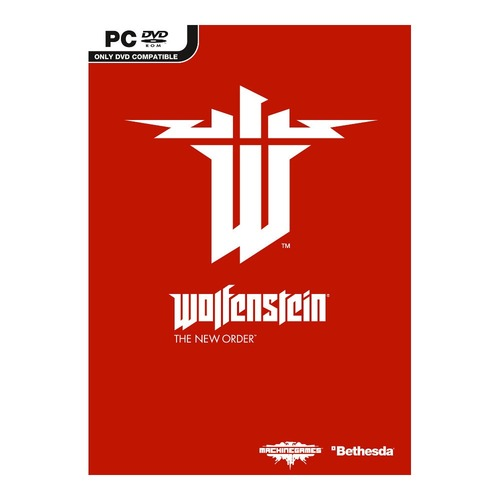 Wolfenstein - The New Order - PC