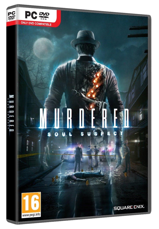 Murdered: Soul Suspect STEAM CD-KEY