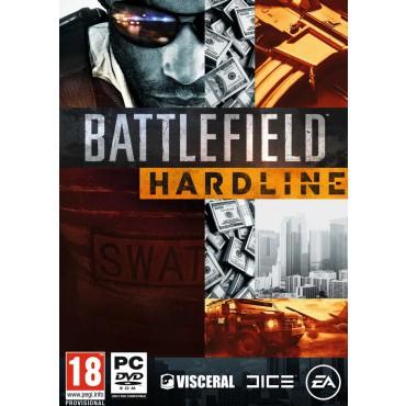 Battlefield Hardline Clé Origin